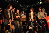 Aug 21, 2012: KISS - Press conference in Los Angeles
