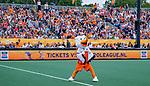 Den Bosch  - Stockey voor volle tribunes   voor   de Pro League hockeywedstrijd heren, Nederland-Belgie (4-3).    COPYRIGHT KOEN SUYK