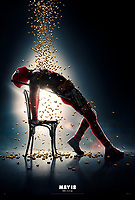 DEADPOOL 2 (2018)<br /> POSTER<br /> *Filmstill - Editorial Use Only*<br /> CAP/FB<br /> Image supplied by Capital Pictures