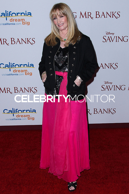 "BURBANK, CA - DECEMBER 09: Karen Dotrice arriving at the U.S. Premiere Of Disney's ""Saving Mr. Banks"" held at Walt Disney Studios on December 9, 2013 in Burbank, California. (Photo by Xavier Collin/Celebrity Monitor)"