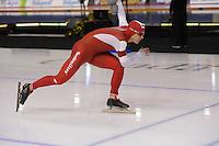 SPEEDSKATING: CALGARY: Olympic Oval, 25-02-2017, ISU World Sprint Championships, 500m Men, Piotr Michalski (POL), ©photo Martin de Jong