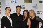 "As The World Turns Ewa Da Cruz, Guiding Light Tom Pelphrey, One Life To Live Melissa Archer and Tonja Walker all star in the film and are at the premiere of ""Excuse Me For Living"" on October 12, 2012 at AMC Loews Village 7, New York City, New York.  (Photo by Sue Coflin/Max Photos)"