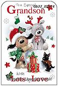 Jonny, CHRISTMAS ANIMALS, WEIHNACHTEN TIERE, NAVIDAD ANIMALES, paintings+++++,GBJJXFJ14,#xa#