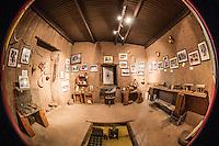 Museo y antiguedades en el Rancho el pe&ntilde;asco.  <br /> Rancho eco tur&iacute;stico El Pe&ntilde;asco en el pueblo Magdalena de Kino. Magdalena Sonora. <br /> &copy;Foto: LuisGutierrrez/NortePhoto