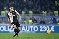 Matthijs De Ligt of Juventus <br /> Roma 7-12-2019 Stadio Olimpico <br /> Football Serie A 2019/2020 <br /> SS Lazio - Juventus<br /> Foto Antonietta Baldassarre / Insidefoto