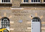 Dad's Army museum, Thetford, Norfolk, England