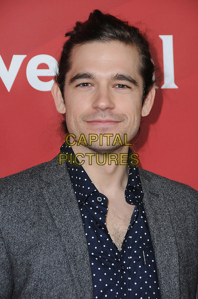 17 January 2017 - Pasadena, California - Jason Ralph. 2017 NBCUniversal Winter Press Tour held at the Langham Huntington Hotel. <br /> CAP/ADM/BT<br /> &copy;BT/ADM/Capital Pictures