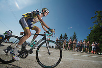 Wout Poels (NLD)<br /> <br /> Tour de France 2013<br /> stage 20: Annecy to Annecy-Semnoz<br /> 125km