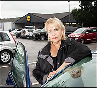 Have-a-go mum nabs car thieves.