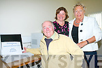 Castleisland Family Resource Centre will host a number of classes over the coming months to cater for all interests in the area. .L-R Donal Nelligan, Magaret Geaney and Marie O' Connor all members of Castleisland Family Resource Committee. ...
