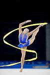 Commonwealth Games Rhythmic Gymnastics Individual Finals 25.7.14 . Photos by Alan Edwards.
