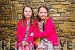 Enjoying the Bryan Carr School of Performing Arts production of The Little Mermaid Jr The Musical at Siamsa Tire on Sunday were Twins L-r  Aoife and Niamh Gascoigne.