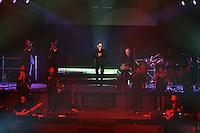 Mexico D.F., 05/03/2014, El cantante Mark Anthony durante su presentacion en el Auditorio Nacional de la Ciudad de Mexico.