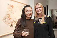 Karla Burkitbayera & Jeanne Allen @ Ivy Connect at Gallery Wendi Norris