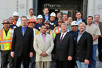 Building Trades News City Hall 11/14