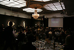 Atmosphere at the Vineyard Theatre Paula Vogel Playwriting Award honoring Jeremy O. Harris on October 12, 2018 at the National Arts Club in New York City.