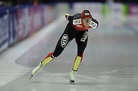 SCHAATSEN: HEERENVEEN: Thialf, World Cup, 03-12-11, 10.000m A, Bart Swings BEL, ©foto: Martin de Jong