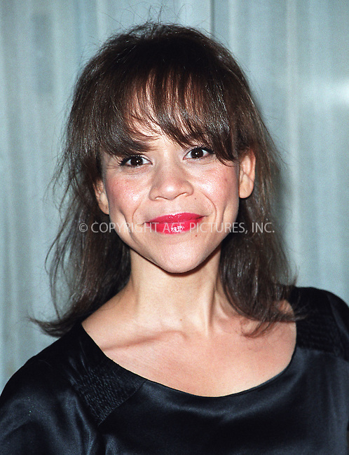 Rosie Perez at the Directors Guild of America Honors 2002 at the Waldorf-Astoria in New York City. June 9, 2002. Please byline: Alecsey Boldeskul/NY Photo Press.   ..*PAY-PER-USE*      ....NY Photo Press:  ..phone (646) 267-6913;   ..e-mail: info@nyphotopress.com