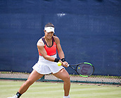 June 14th 2017, Nottingham,  England; WTA Aegon Nottingham Open Tennis Tournament day 5;