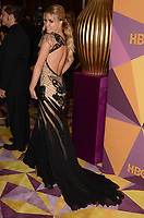 BEVERLY HILLS, CA - JANUARY 7: Carmen Electra at the HBO Golden Globes After Party, Beverly Hilton, Beverly Hills, California on January 7, 2018. <br /> CAP/MPI/DE<br /> &copy;DE//MPI/Capital Pictures