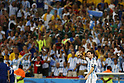 Lionel Messi (ARG), JUNE 15, 2014 - Football / Soccer : Lionel Messi of Argentina celebrates after his goal during the FIFA World Cup Group F match between Argentina 2-1 Bosnia and Herzegovina at the Maracana Stadium in Rio de Janeiro in Brazil. (Photo by AFLO)