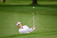 Haeji Kang (KOR) hits from the trap on 1 during the round 3 of the KPMG Women's PGA Championship, Hazeltine National, Chaska, Minnesota, USA. 6/22/2019.<br /> Picture: Golffile | Ken Murray<br /> <br /> <br /> All photo usage must carry mandatory copyright credit (© Golffile | Ken Murray)