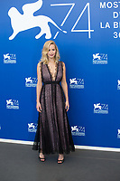 Jennifer Lawrence at the &quot;Mother!&quot; photocall, 74th Venice Film Festival in Italy on 5 September 2017.<br /> <br /> Photo: Kristina Afanasyeva/Featureflash/SilverHub<br /> 0208 004 5359<br /> sales@silverhubmedia.com
