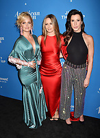 LOS ANGELES, CA - MAY 31: (L-R) Mena Suvari, Alicia Silverstone and Jennifer Bartels attend the 'American Woman' premiere party at Chateau Marmont on May 31, 2018 in Los Angeles, California.<br /> CAP/ROT/TM<br /> &copy;TM/ROT/Capital Pictures