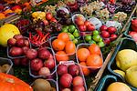 Fruit, Campo Market, Rome, Italy, Europe