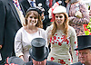 "PRINCESSES BEATRICE AND EUGENIE.Royal Ascot 2012 Ladies Day, Ascot_21/06/2012.Mandatory Credit Photo: ©JAM/NEWSPIX INTERNATIONAL..**ALL FEES PAYABLE TO: ""NEWSPIX INTERNATIONAL""**..IMMEDIATE CONFIRMATION OF USAGE REQUIRED:.Newspix International, 31 Chinnery Hill, Bishop's Stortford, ENGLAND CM23 3PS.Tel:+441279 324672  ; Fax: +441279656877.Mobile:  07775681153.e-mail: info@newspixinternational.co.uk"