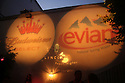 Photograph of signage at the BET Awards Diner For Debra Lee at a private location on June 25,2007. (Soul Brother For Evian)