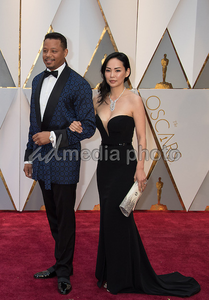 26 February 2017 - Hollywood, California - Terrence Howard. 89th Annual Academy Awards presented by the Academy of Motion Picture Arts and Sciences held at Hollywood & Highland Center. Photo Credit: AMPAS/AdMedia