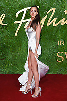 Irinia Shayk<br /> arriving for The Fashion Awards 2017 at the Royal Albert Hall, London<br /> <br /> <br /> &copy;Ash Knotek  D3356  04/12/2017