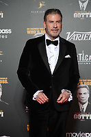 John Travolta attend a party in Honour of John Travolta's receipt of the Inaugural Variety Cinema Icon Award during the 71st annual Cannes Film Festival at Hotel du Cap-Eden-Roc on May 15, 2018 in Cap d'Antibes, France.<br /> CAP/GOL<br /> &copy;GOL/Capital Pictures /MediaPunch ***NORTH AND SOUTH AMERICAS ONLY***