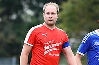 Nick Hoelzel (SKV Büttelborn) - Büttelborn 24.09.2017: SKV Büttelborn vs. VfL Michelstadt