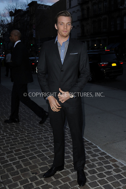 WWW.ACEPIXS.COM . . . . . .March 27, 2013...New York City....Jake Abel attends a screening of 'The Host' at Tribeca Grand Hotel on March 27, 2013 in New York City. ....Please byline: KRISTIN CALLAHAN -WWW.ACEPIXS.COM.. . . . . . ..Ace Pictures, Inc: ..tel: (212) 243 8787 or (646) 769 0430..e-mail: info@acepixs.com..web: http://www.acepixs.com .
