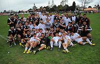 150919 Rugby - NZ Schools v NZ Barbarians Schools