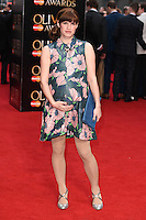 Jemima Rooper arrives for the Olivier Awards 2015 at the Royal Opera House Covent Garden, London. 12/04/2015 Picture by: Steve Vas / Featureflash