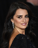 Penelope Cruz<br /> at the &quot;Murder on the Orient Express&quot; premiere held at the Royal Albert Hall, London<br /> <br /> <br /> &copy;Ash Knotek  D3344  03/11/2017