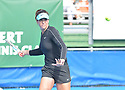 DELRAY BEACH, FL - NOVEMBER 24: Ajla Tomljanovic attends the 30TH Annual Chris Evert Pro-Celebrity Tennis Classic Day3 at the Delray Beach Tennis Center on November 24, 2019 in Delray Beach, Florida.  ( Photo by Johnny Louis / jlnphotography.com )