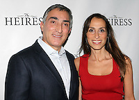 "Producers Luigi Caiola and Rose Caiola attend the opening night performance of Broadway's ""The Heiress"" at The Walter Kerr Theatre in New York, 01.11.2012...Credit: Rolf Mueller/face to face / MediaPunch Inc  **online only for weekly magazines**** .<br />