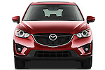 Straight front view of a 2013 Mazda CX-5 GT