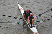 Crew: 457   AKN-ROBERTSON    Auriol Kensington Rowing Club    Op MasH 2x <br /> <br /> Pairs Head 2017<br /> <br /> To purchase this photo, or to see pricing information for Prints and Downloads, click the blue 'Add to Cart' button at the top-right of the page.