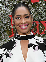 11 June 2019 - West Hollywood, California - Gina Torres. 2019 InStyle Max Mara Women In Film Celebration held at Chateau Marmont. Photo Credit: Birdie Thompson/AdMedia