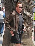 EXCLU! Arnold Schwarzenegger