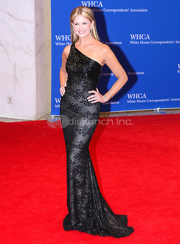 WASHINGTON DC - MAY 3: Nancy O'Dell attending the White House Correspondents' Association Dinner in Washington DC on May 3, 2014. Photo Credit: RTNWarne/MediaPunch