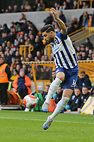 Alireza Jahanbakhsh of Brighton & Hove Albion during Wolverhampton Wanderers vs Brighton & Hove Albion, Premier League Football at Molineux on 7th March 2020