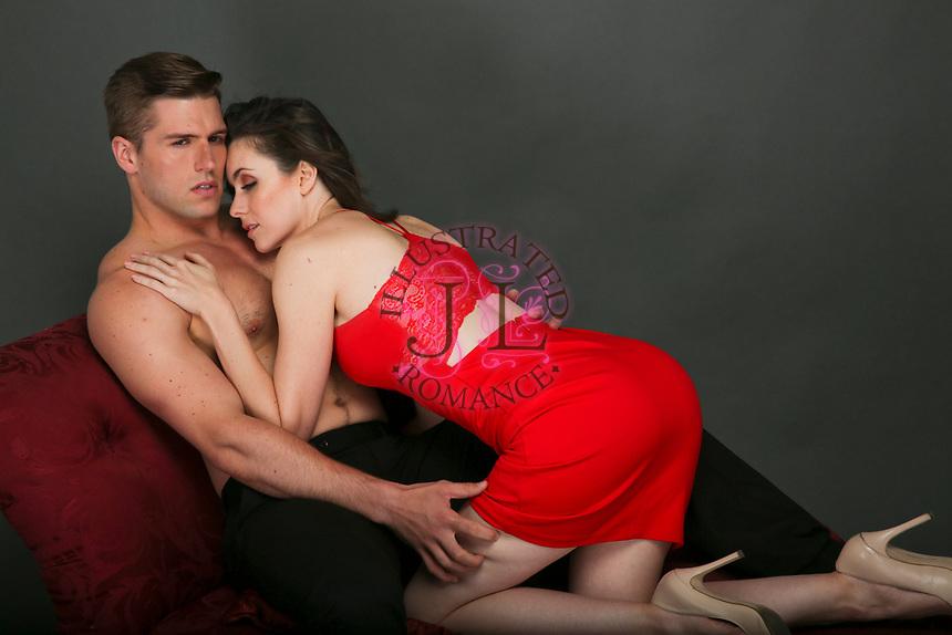 romance novel cover photograph