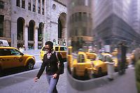 Taxis, New York, USA, 2013