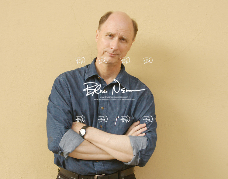 Author Robert Olen Butler in Oxford, Miss. ©2011 Bruce Newman